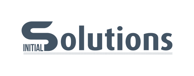 logo initial solution